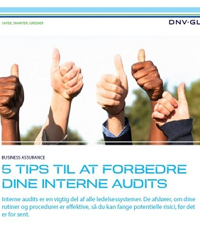 5 tips til bedre Intern Audit